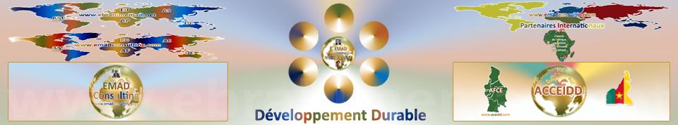Développement Durable - Cameroun