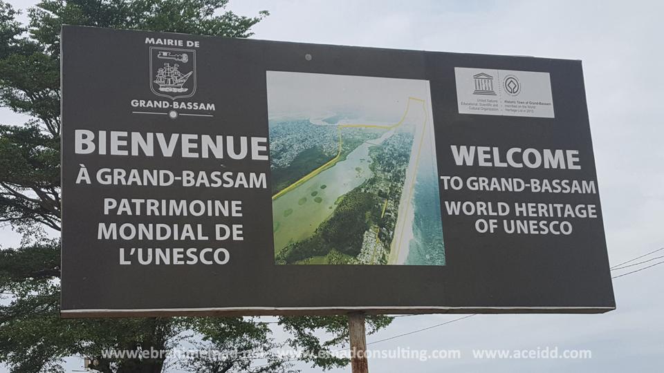 EMAD consulting, Grand-Bassam en R. Côte d'Ivoire