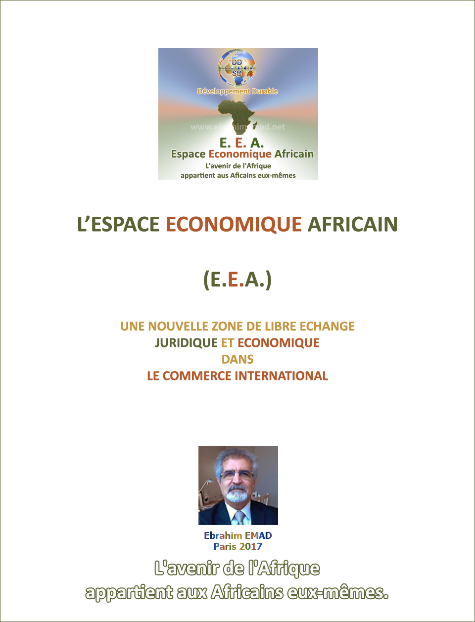 L'ESPACE ECONOMIQUE AFRICAIN