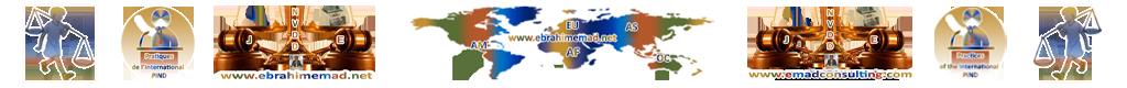 EMAD, EMAD Consulting et les pratiques de l'International